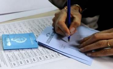 La Secretaría Electoral Nacional Distrito La Pampa informó