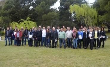 Con la participación de funcionarios del Gobierno de La Pampa