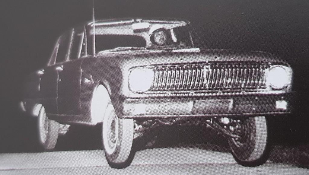 27 años del último Ford Falcon fabricado en Argentina