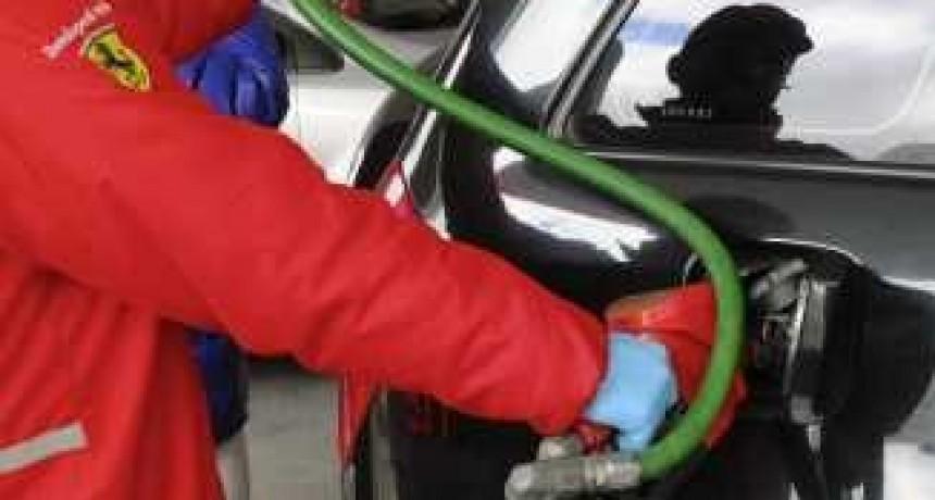 Los combustibles aumentaron hasta un 12%