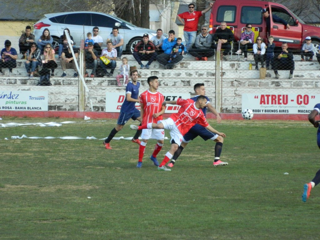 Resultados de la primera fecha del Torneo Provincial de Fútbol