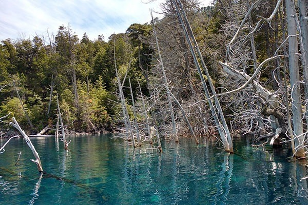 Peligro de Tsunami en Lago Traful