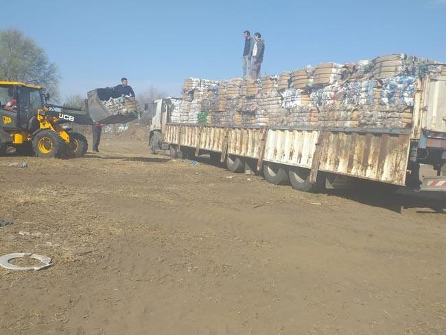 El programa municipal de separación de residuos en Macachín