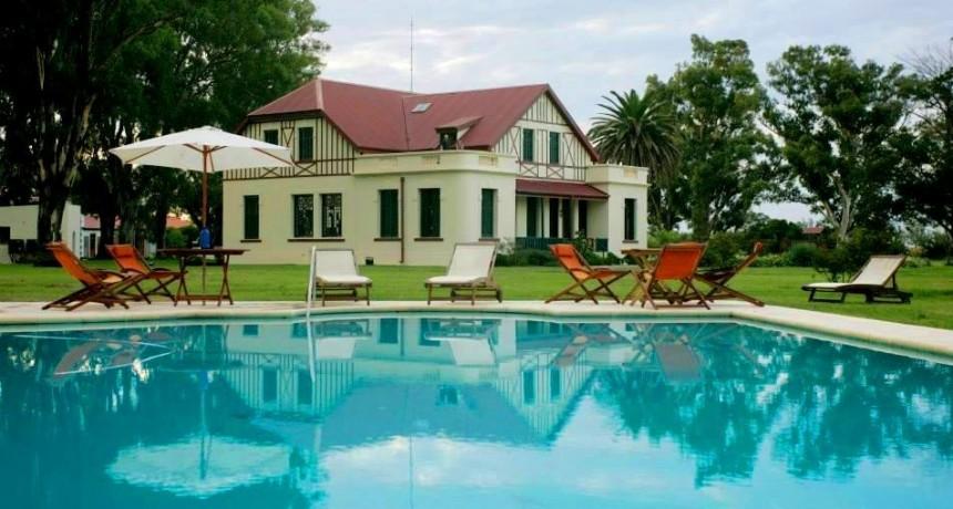 Un hotel rural de La Pampa fue elegido como el mejor de toda Argentina por una revista especializada