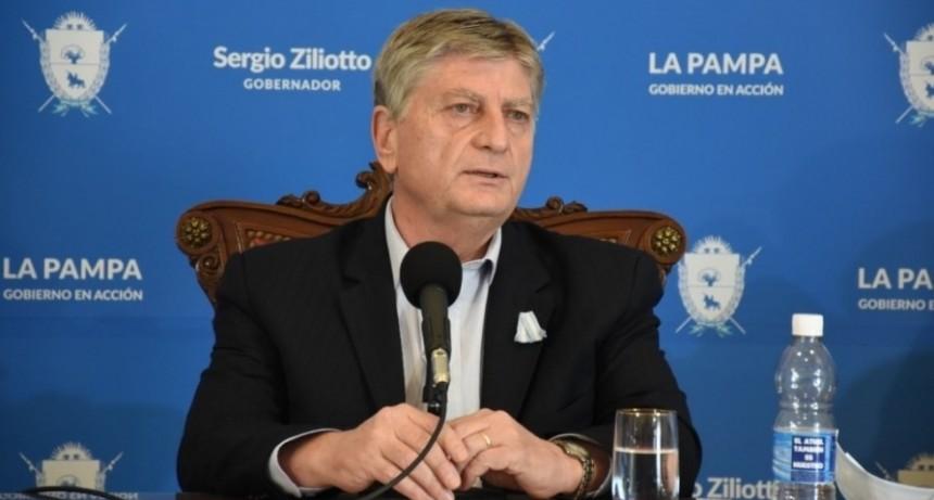 El lunes vuelven las clases en La Pampa, informó Ziliotto