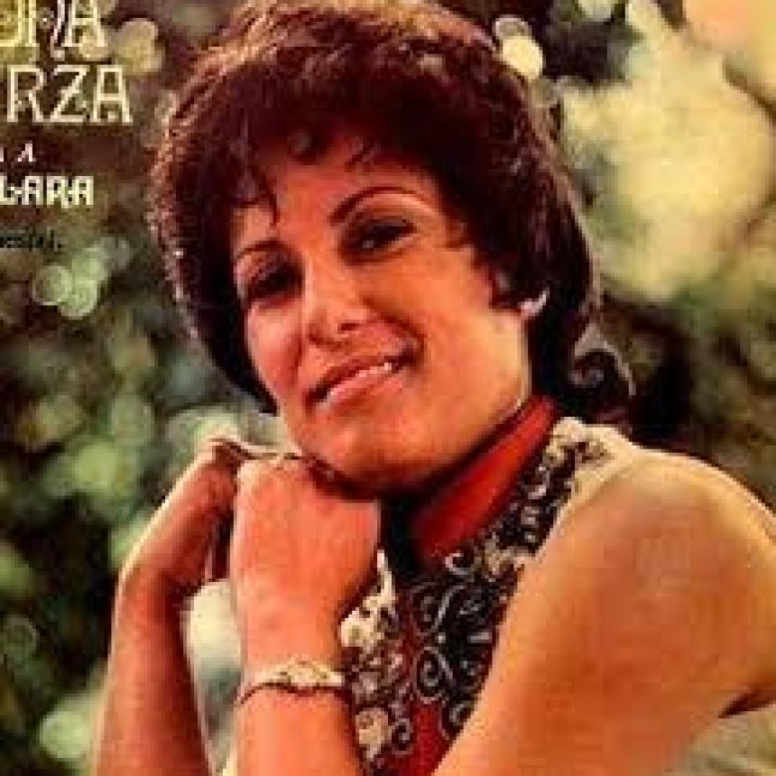 Murió Ramona Galarza