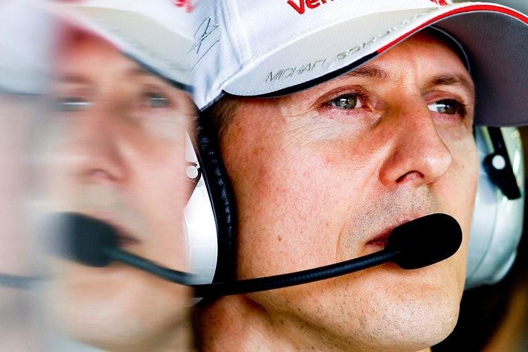Se estrenó el documental de Schumacher