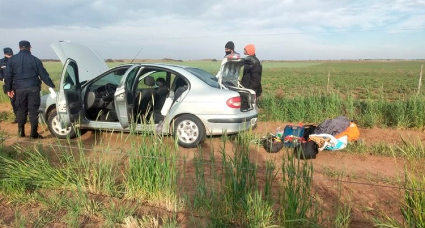 Un productor rural de San Luis mató a dos delincuentes que quisieron robar en su estancia