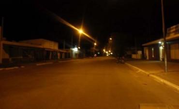 CAMBIO DE LUMINARIAS EN GUATRACHE