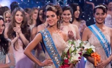 Valentina Ferrer, la nueva Miss Universo Argentina