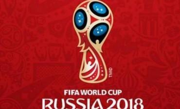 Desde el espacio presentaron el logotipo del Mundial de fútbol Rusia 2018