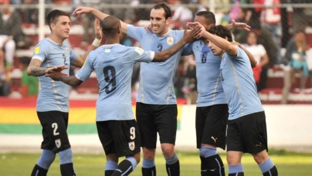 Uruguay logró una histórica victoria en La Paz ante Bolivia