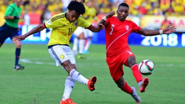 triunfo de Colombia en el debut de las Eliminatorias