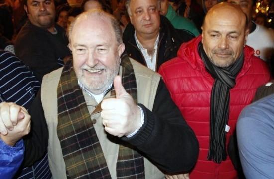 Carlos Verna gobernador electo de La Pampa