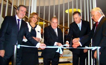 El Casino Club inauguró su hoy hotel 4 estrellas en Santa Rosa