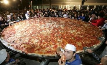 """El próximo domingo se hará """"La pizza más larga de Buenos Aires"""