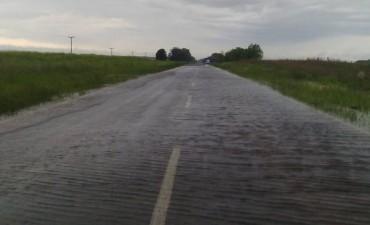 Las intensas lluvias de este domingo y lunes han provocado el anegamiento