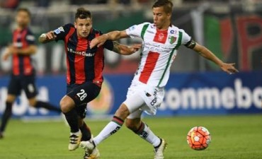 Palestino-San Lorenzo, Copa Sudamericana: con uno menos, el Ciclón pierde 1-0 y resiste