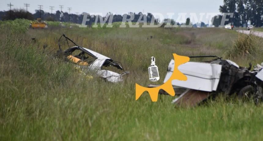 Bordenave: Accidente Fatal Sobre Ruta 76