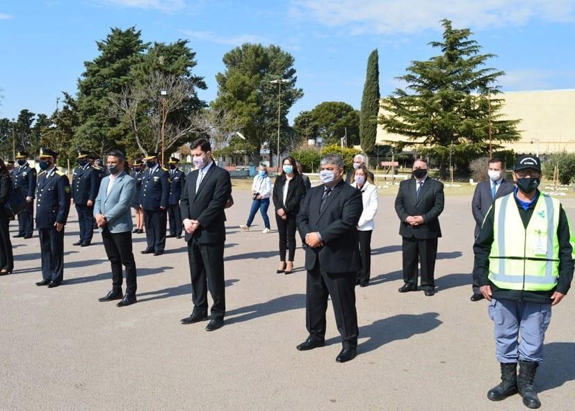 Dieron a conocer ascensos y cambios de destino de la Policía pampeana