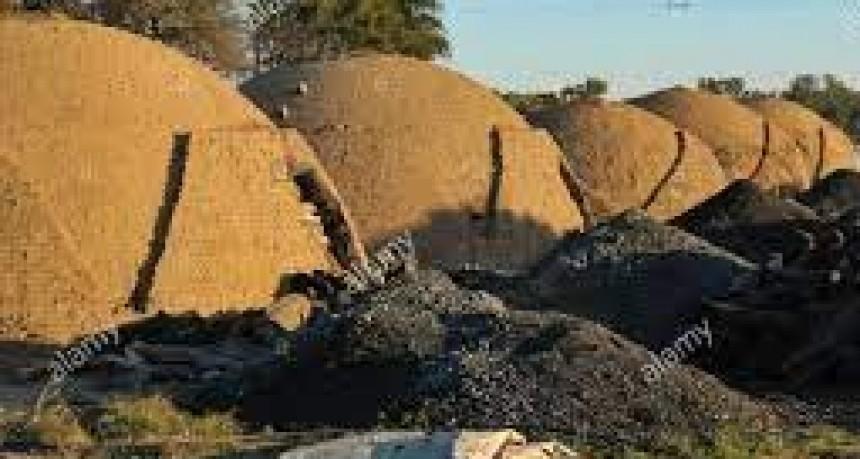 Los hornos de carbón de Conhello