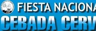 LANZAMIENTO DE LA FIESTA NACIONAL DE LA CEBADA CERVECERA