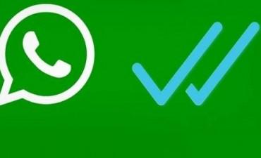 Como evitar el tilde azul de whatsapp