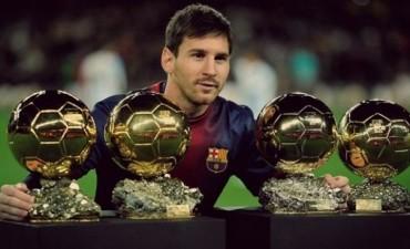 Messi, otro record batido