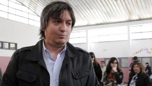 Máximo Kirchner fue operado por un quiste en el abdomen