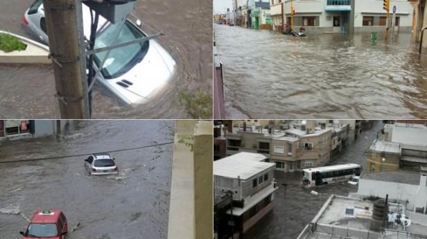 Temporal en Río Cuarto