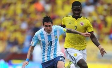 Argentina logró un importante triunfo ante Colombia