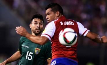 Paraguay le ganó a Bolivia y quedó en los primeros puestos