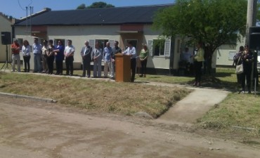 Guatraché: El Gobierno Provincial entregó viviendas