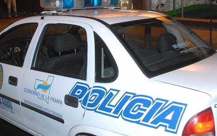 El subcomisario de la Seccional Sexta, Mauro Vargas