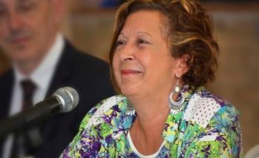 La ministra de Educación, María Cristina Garello