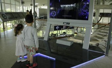 El Planetario reabrió renovado