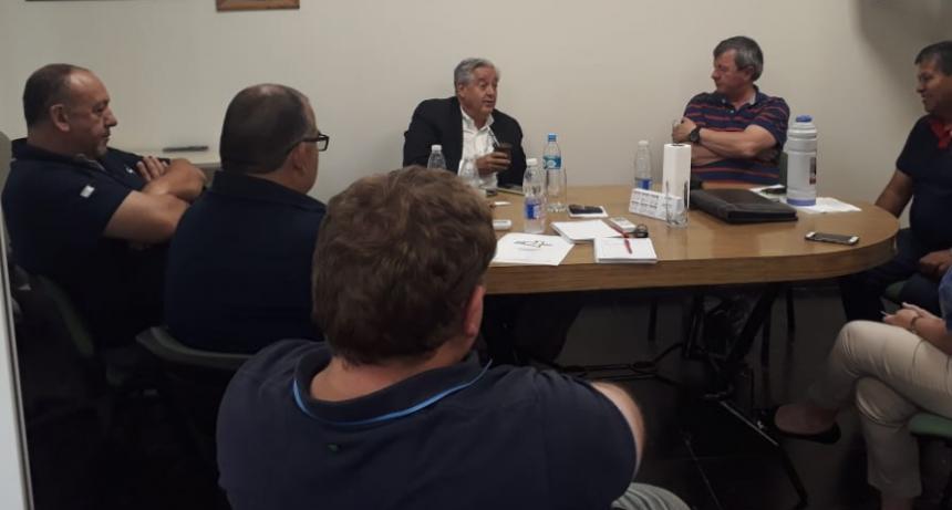 La Pampa recibe $62 mill para los bomberos El Lic. Rozas Garay