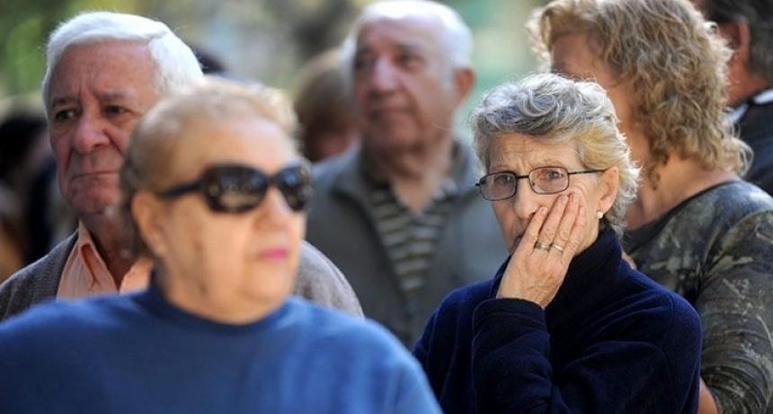 Oficializaron el aumento de las jubilaciones