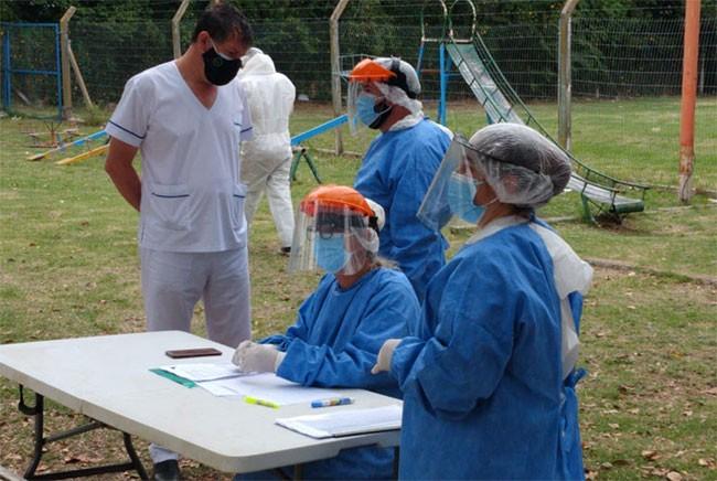 Dos muertes y 101 contagios de covid en la provincia