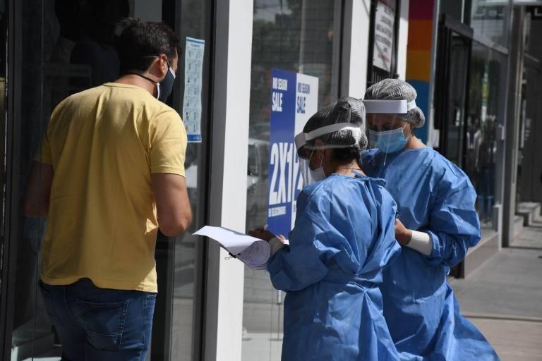 Salud confirmó 85 nuevos casos y dos muertes en La Pampa