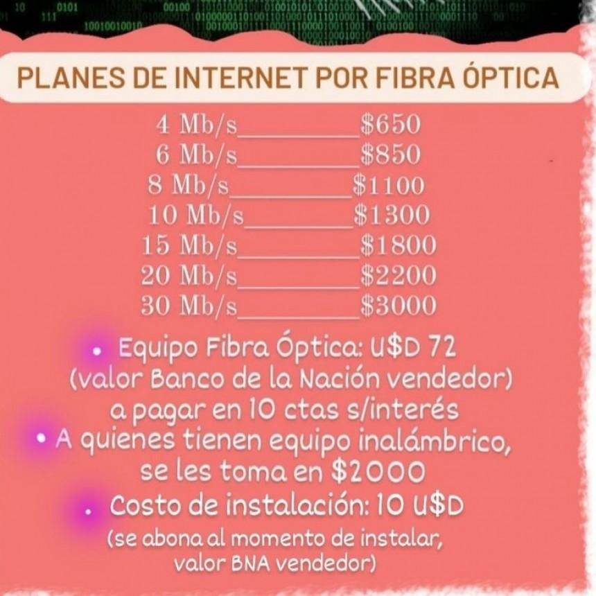 La Cosegu muda Internet a la fibra