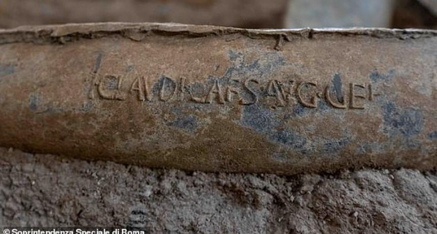 Hallaron un lujoso palacio del emperador romano Calígula con un jardín exótico y una colección de animales salvajes