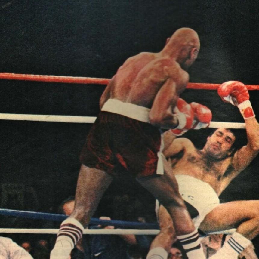 Dolor en el mundo del boxeo