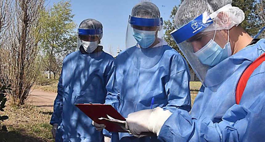 Detectaron 32 nuevos casos positivos de Covid-19 en La Pampa