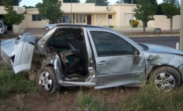 FATAL ACCIDENTE EN ACCESO A GENERAL CAMPOS