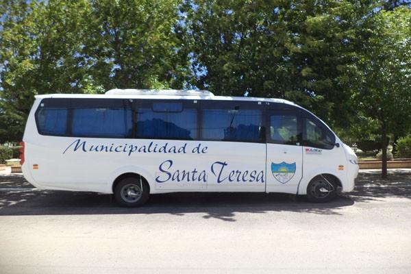 Omnibus para Santa Teresa