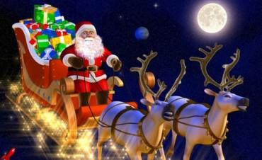 Donde esta Papa Noel?