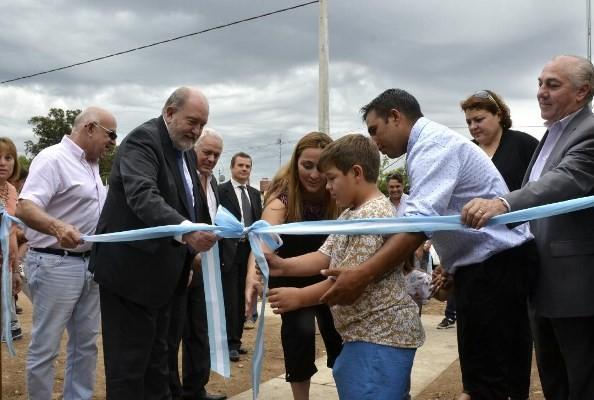 El gobernador Carlos Verna