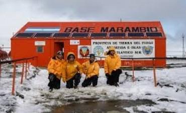 Alerta roja en las bases argentinas en la Antártida