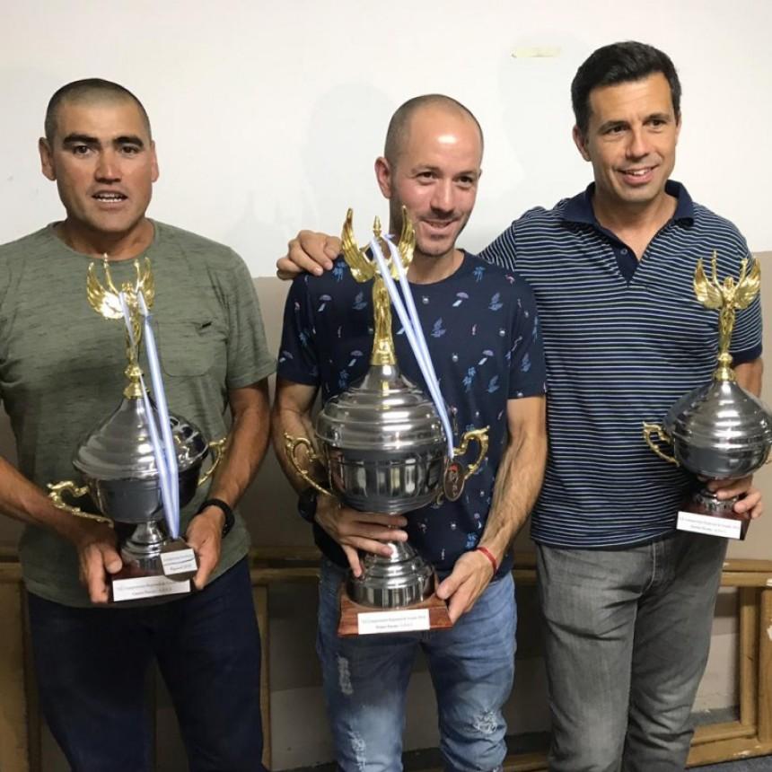 Apav premia a sus atletas